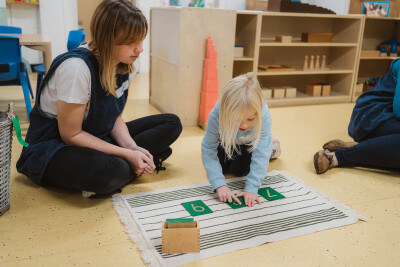 Small World Kindergarten